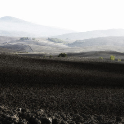 Val d'Orcia: before sunset