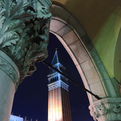 Il Campanile By night